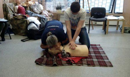 Курсы Первой Помощи — обязательное условие для работы в «Хорошист»